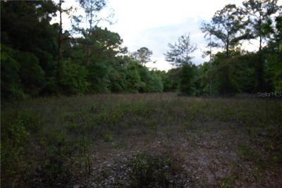 Marion County Residential Lots & Land For Sale: 0 NW 80th Place