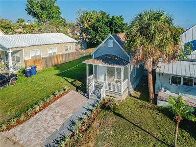 Single Family Home For Sale: 2513 W Palmetto Street