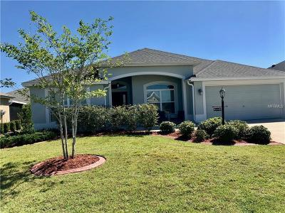 Lake County, Sumter County Single Family Home For Sale: 3729 Underbrush Trail