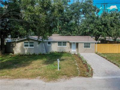 Tampa Single Family Home For Sale: 610 E Diana Street