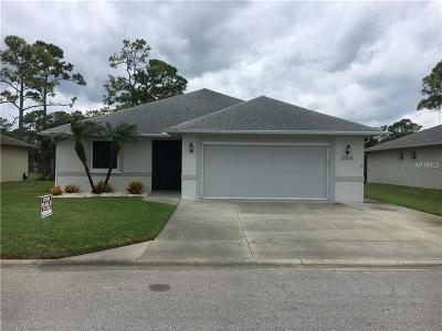 New Smyrna Beach Single Family Home For Sale: 254 Golf Club Drive