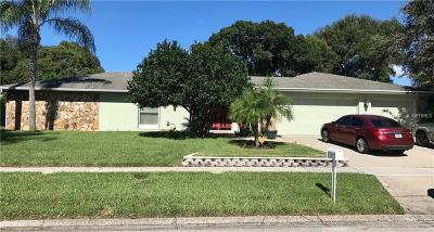Clearwater Single Family Home For Sale: 3206 Masters Drive