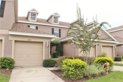 Tampa Townhouse For Sale: 10110 Tranquility Way