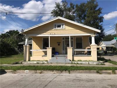 Single Family Home For Sale: 1606 E 19th Avenue