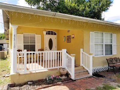 Tampa Single Family Home For Sale: 8510 N Highland Avenue