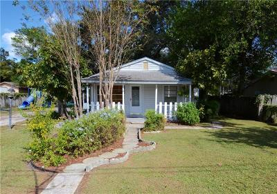 Tampa Single Family Home For Sale: 2710 E Annie Street