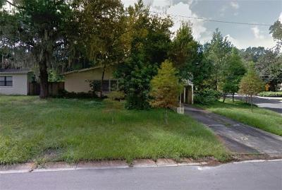 Tampa Single Family Home For Sale: 1901 E Crenshaw Street