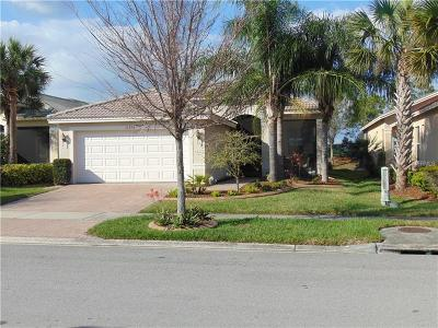 Single Family Home For Sale: 15724 Crystal Waters Drive