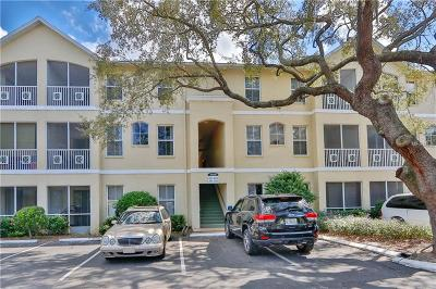 Tampa Townhouse For Sale: 5050 Sunridge Palms Drive #202