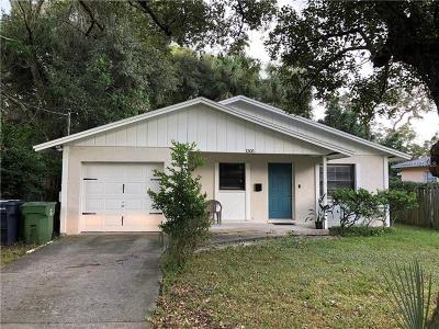 Tampa Single Family Home For Sale: 1305 E Ellicott Street