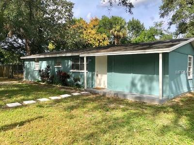 Tampa FL Single Family Home For Sale: $189,000