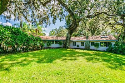 Dade City Single Family Home For Sale: 28001 Villa Road