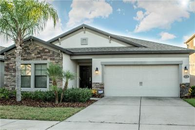 Tampa Single Family Home For Sale: 4739 Woods Landing Lane