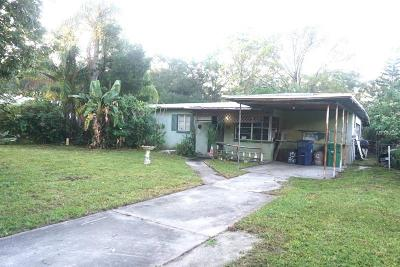 Tampa Single Family Home For Sale: 4512 W Price Avenue