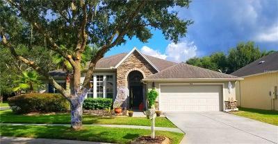 Land O Lakes Single Family Home For Sale: 7510 Kickliter Lane