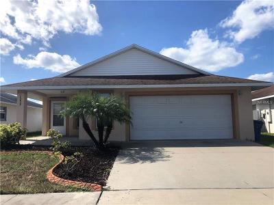 Wimauma Single Family Home For Sale: 15427 Bama Breeze Place