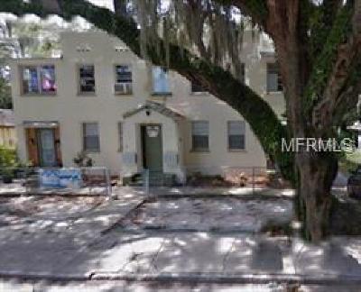 Tampa Multi Family Home For Sale: 1006 E 26th Avenue