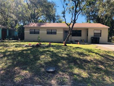Tampa FL Single Family Home For Sale: $165,000