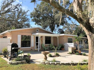 Tampa FL Single Family Home For Sale: $175,900