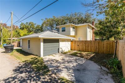 St Petersburg Single Family Home For Sale: 2010 14th Street N