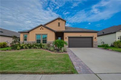 Bradenton Single Family Home For Sale: 813 116th Court NE