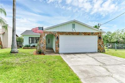 Hernando Beach FL Single Family Home For Sale: $260,000