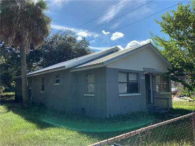 Tampa Single Family Home For Sale: 3701 E North Bay Street
