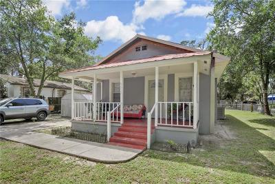 Tampa Multi Family Home For Sale: 9512 N 11th Street