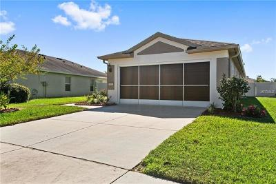 Brooksville Single Family Home For Sale: 1093 China Aster Way