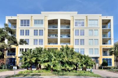 Tampa Condo For Sale: 509 W Bay Street #103