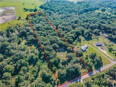 Wimauma Residential Lots & Land For Sale: 16802 Alderman Turner, Road