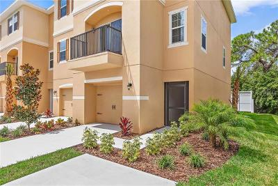 New Port Richey Townhouse For Sale: 5514 Angel Fish Court