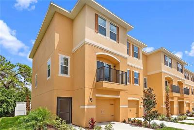 New Port Richey Townhouse For Sale: 5518 Angel Fish Court