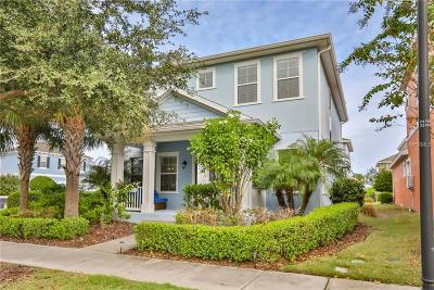 Apollo Beach Single Family Home For Sale: 429 Winterside Drive