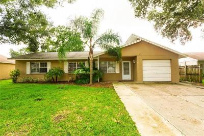 Single Family Home For Sale: 6428 Moss Way