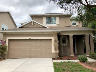 Riverview Single Family Home For Sale: 5810 Tulip Flower Drive