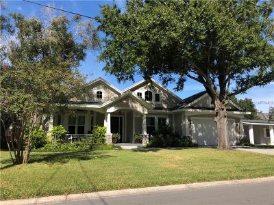Tampa Single Family Home For Sale: 3624 S Hesperides Street