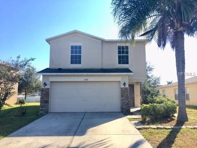 Single Family Home For Sale: 12530 Saulston Place