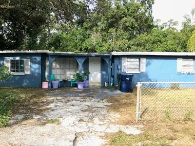 Tampa Single Family Home For Sale: 9412 N 19th Street