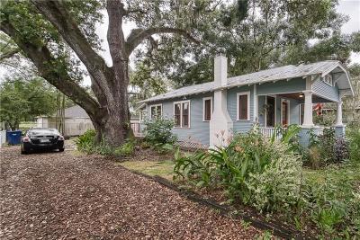 Tampa Single Family Home For Sale: 1215 E 33rd Avenue
