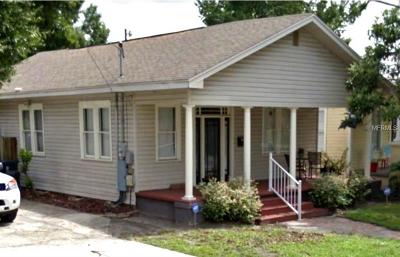 Tampa Single Family Home For Sale: 2410 E 8th Avenue