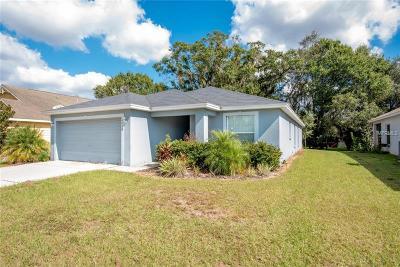 Zephyrhills Single Family Home For Sale: 6118 Merrifield Drive