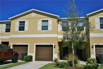 Ruskin Townhouse For Sale: 2246 Golden Falcon Drive