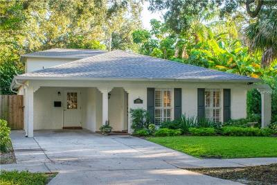 Tampa Single Family Home For Sale: 2426 W Prospect Road