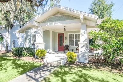 Tampa Single Family Home For Sale: 1612 E Powhatan Avenue