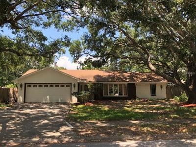 Seminole Single Family Home For Sale: 8731 Baywood Park Drive