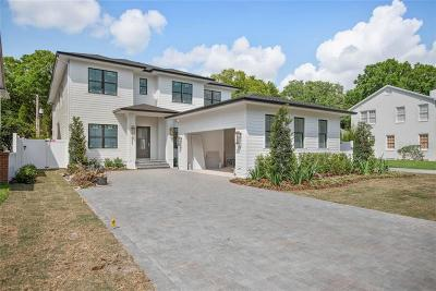 Hillsborough County, Pasco County, Pinellas County Single Family Home For Sale: 3213 W Parkland Boulevard