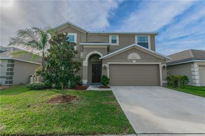 Ruskin Single Family Home For Sale: 2360 Dovesong Trace Drive