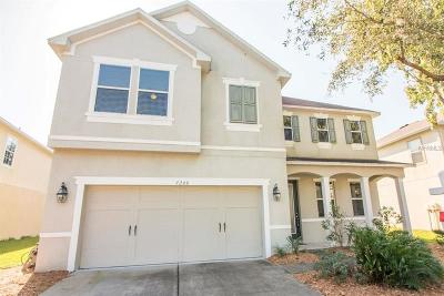 Single Family Home For Sale: 7200 Bridgeview Drive