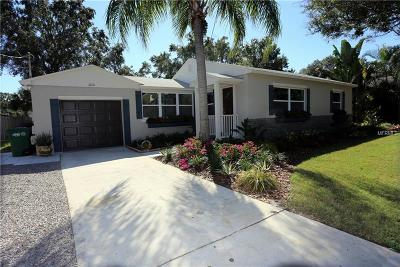 Single Family Home For Sale: 2810 Sanders Drive